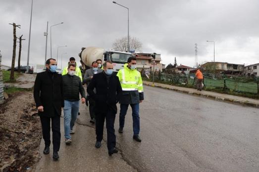 Yalova'da trafiği rahatlatacak kavşak projesi hayata geçiriliyor
