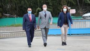 Yalova'da 3 kuşak öğretmen aynı okulda bir araya geldi