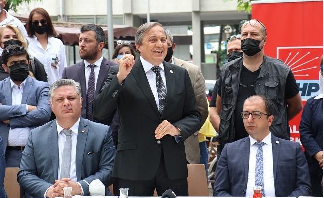 CHP Vefa Salman'ın beraatini bekliyor