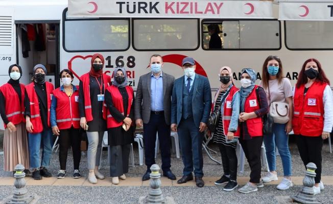 Tutuk'tan kan bağışı çağrısı