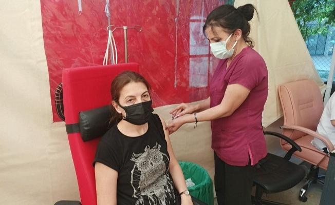 Yalova'da aşı rakamları sevindirdi