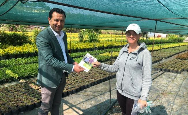 Yalova DEVA köy ziyaretlerine başladı