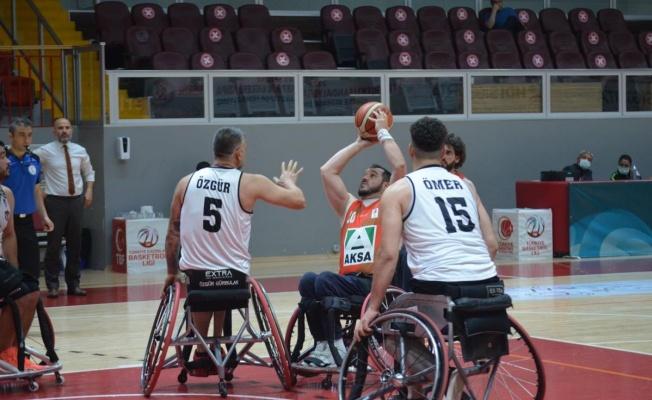 Yalova Ortopedikler, Beşiktaş'a yenildi