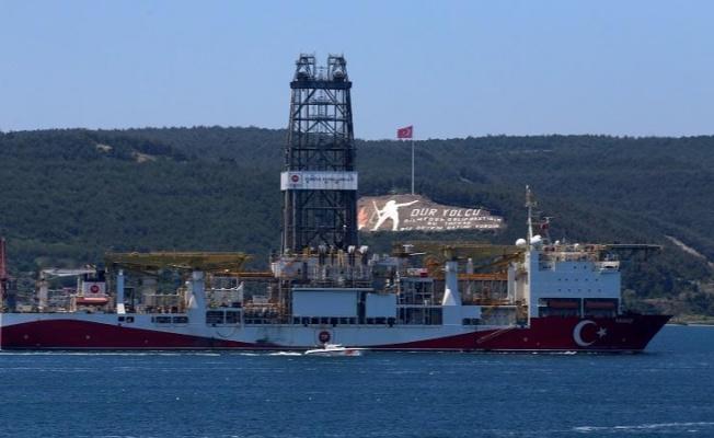 Yavuz Sondaj gemisi Yalova'ya geliyor