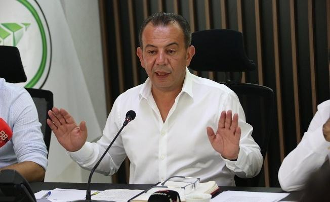 """Bolu Belediye Başkanı Tanju Özcan: """"Gitsinler istiyoruz"""""""