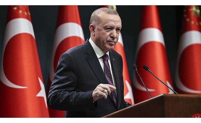 Cumhurbaşkanı Erdoğan'dan kurban tatili duyurusu
