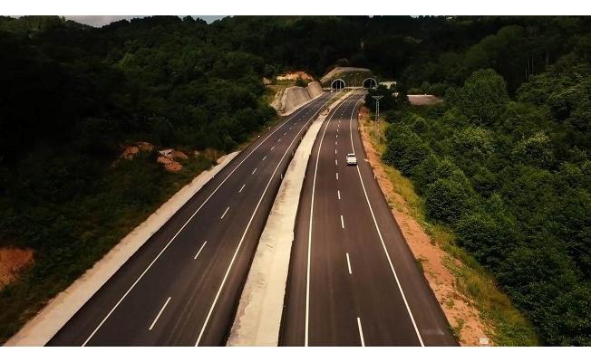 Dev tünellerin açılışını Erdoğan yapacak