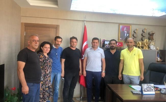 DEVA Çiftlikköy'den resmi kurum ziyaretleri