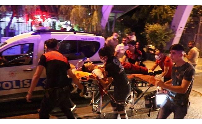 'Omuz atma' kavgası: 1 ölü, 2'si ağır 3 yaralı