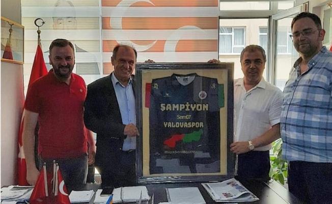 Semt77 Yalovaspor Basketbol Kulübüne destek çağrısı