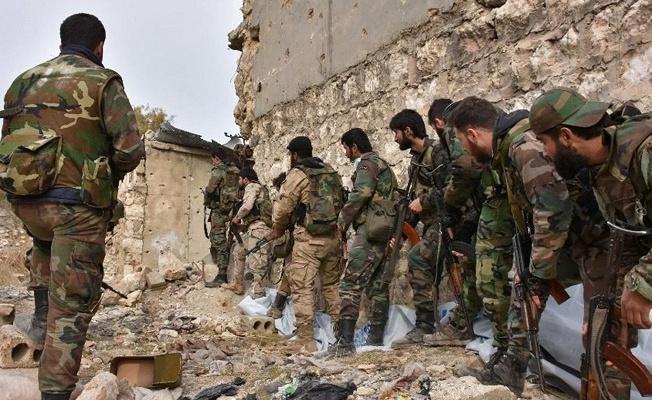 Suriye rejimi Libya'ya asker gönderiyor