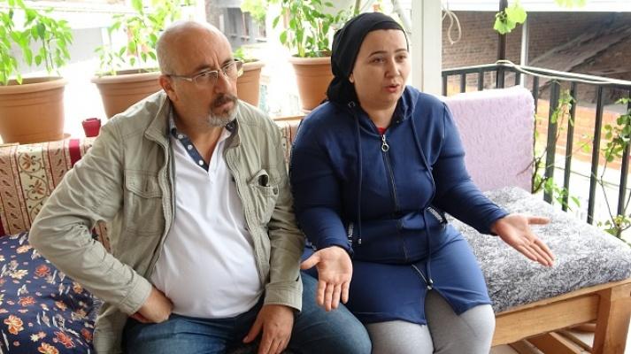 Taciz mağduru kızın ailesinden büyük tepki