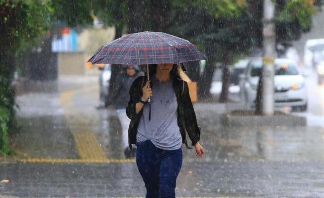 Yalova'da hava serinliyor, yağış geliyor!