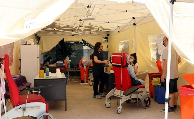 Yalova'da sağlık ekipleri bayrama hazır