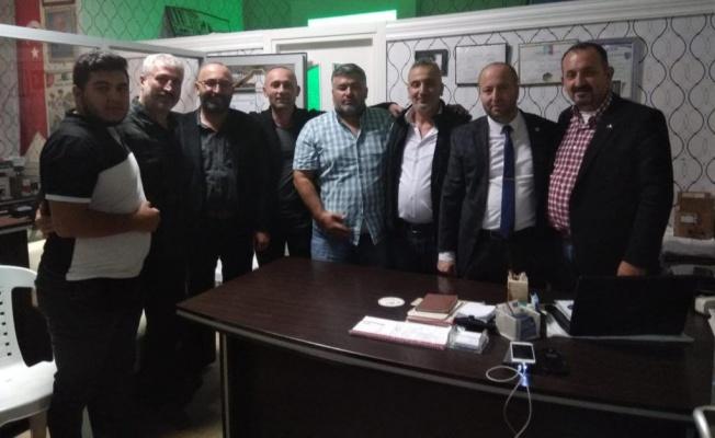 YOKKDER'de Kalaycı yeniden başkan seçildi