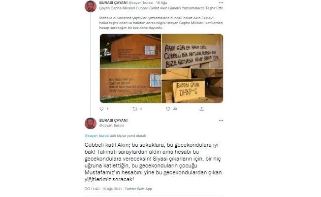 Ağır Ceza Mahkemesi başkanının sosyal medyadan tehdit edilmesine ilişkin soruşturma başlatıldı