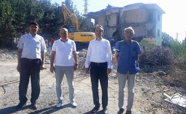 Altınova'ya yeni Anadolu Lisesi binası yapılacak