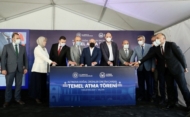 """Bakan Varank """"Yalova'da bir Teknopark kurulmasını destekliyoruz"""""""