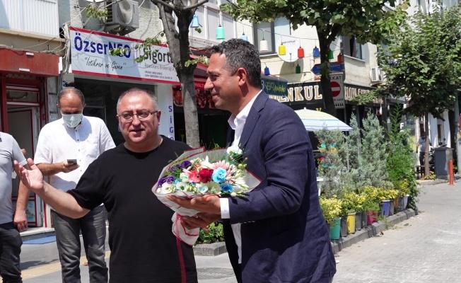 """CHP'li Başarır: """"Vefa Salman, Eylül ayında görevine dönecek"""""""