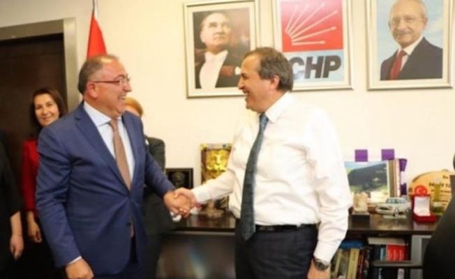 CHP Vefa Salman'ın dönüşünü bekliyor
