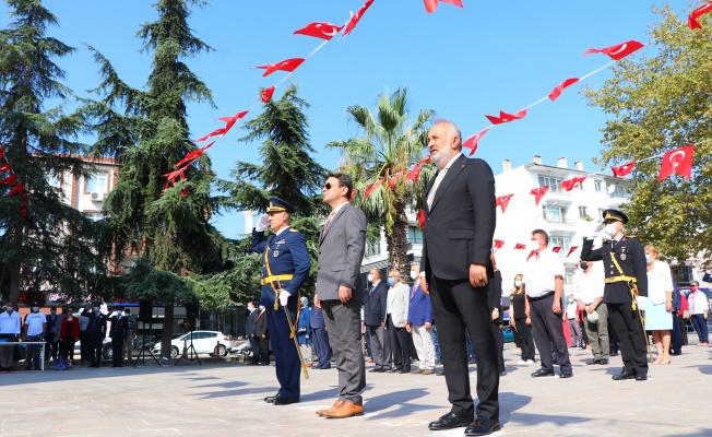 Çiftlikköy'de 30 Ağustos coşkusu yaşandı