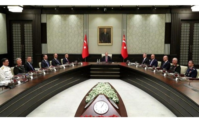Cumhurbaşkanı, YAŞ kararlarını imzaladı