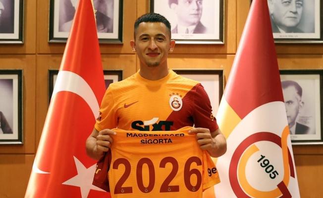 Galatasaray Morutan'ı açıkladı