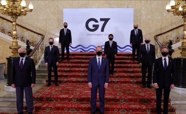 İngiltere, Afganistan'ı görüşmek üzere G7 liderlerini toplantıya çağırdı