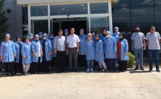 İŞKUR ve ACME ortaklığıyla 22 kişilik işbaşı protokolü imzalandı