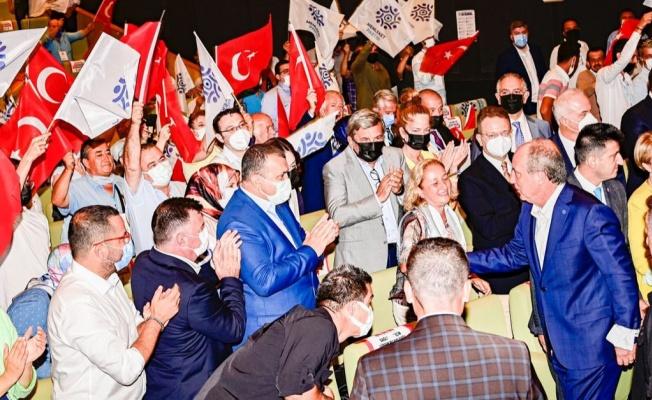 Memleket Partisi Yalova Kongresi yapıldı