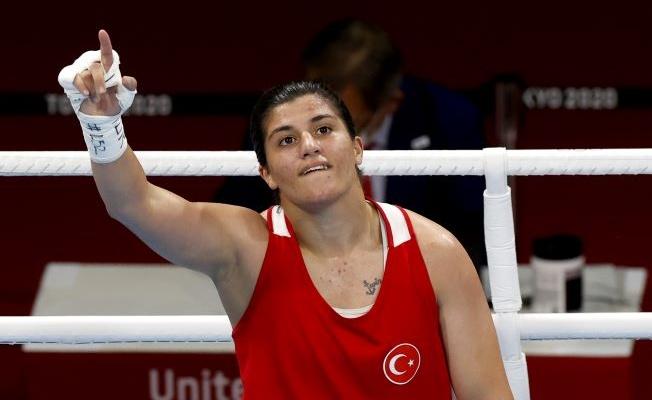 Olimpiyat şampiyonu Busenaz Sürmeneli!