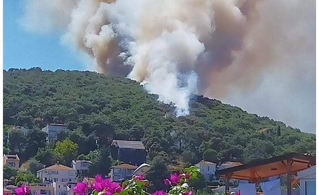 Orman yangınlarında bir kötü haber de İstanbul'dan