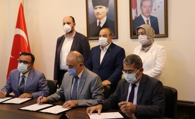Yalova Üniversitesi ve OSB'den işbirliği imzası