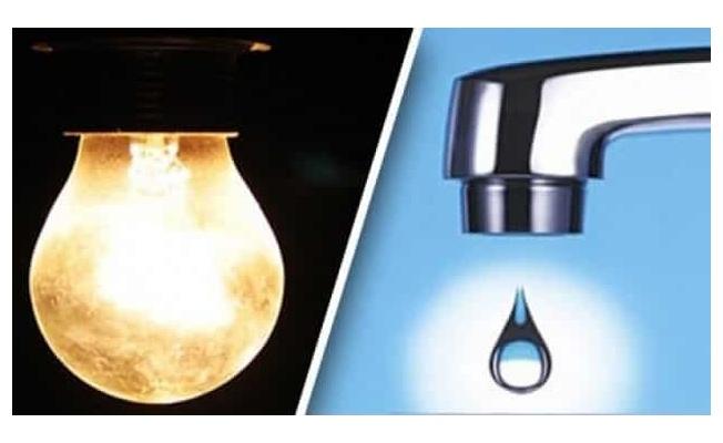 Yalova'da elektrik ve su kesintileri olacak