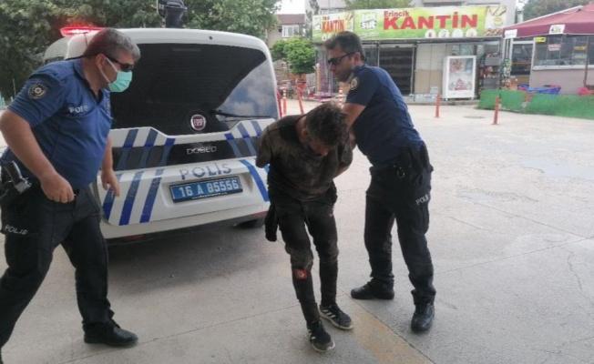 Yalova'yı soyan suç makinesi yakalandı