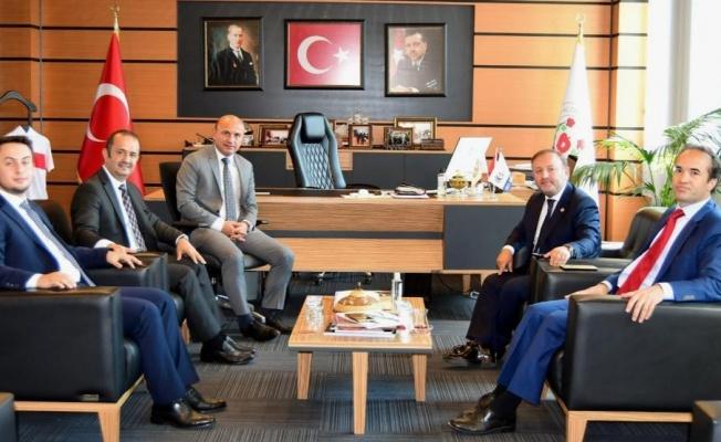 Altınova'ya AK Parti çıkarması