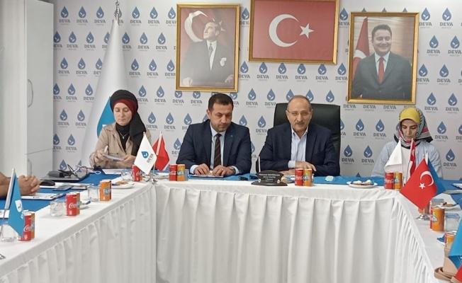Ankara'dan Yalova DEVA'ya çıkarma