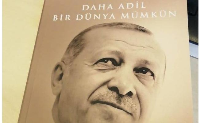 Cumhurbaşkanı Erdoğan'ın kitabı 6 Eylül'de satışa çıkıyor
