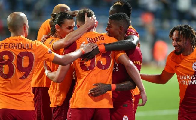 Galatasaray'da Kayserispor kamp kadrosu belli oldu