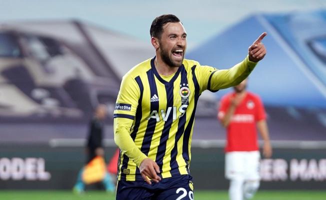 """""""Kendimi Fenerbahçe'den büyük görmedim"""""""