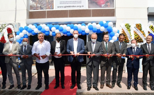 Yalova'da GİMBİRDER törenle açıldı