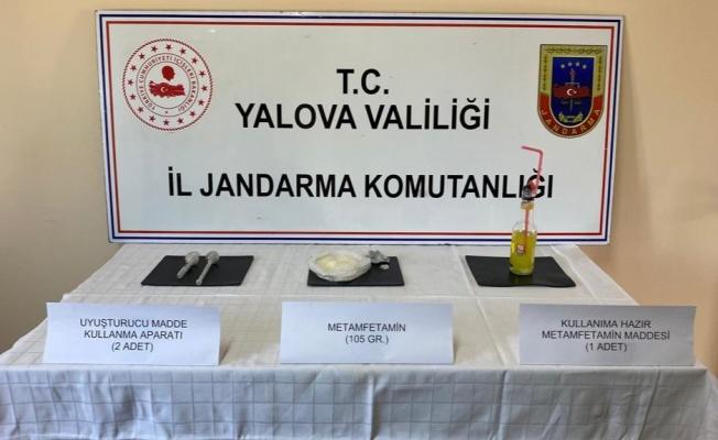 Yalova'da iskelede uyuşturucu operasyonu!