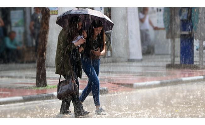 Yalova'da sağanak yağış bekleniyor
