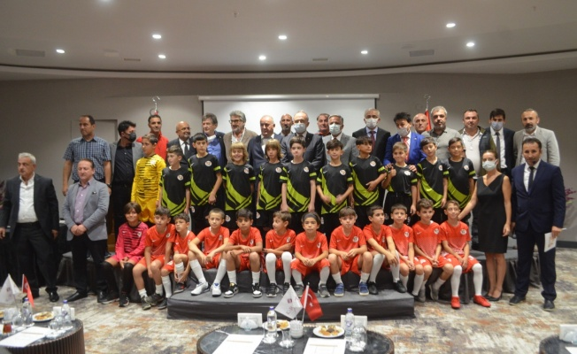 """Yalova'da spor için önemli proje: """"Haydi Geleceğe"""""""