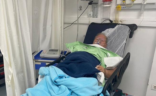 Yalova'da teknesi batan yaşlı adamı ekipler kurtardı