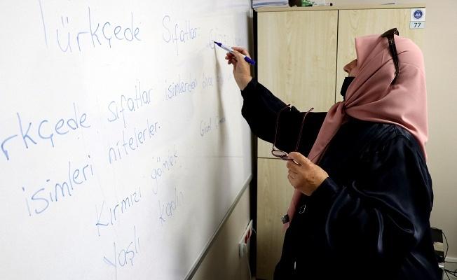 Yalova'da 76 yaşında üniversiteye hazırlanıyor