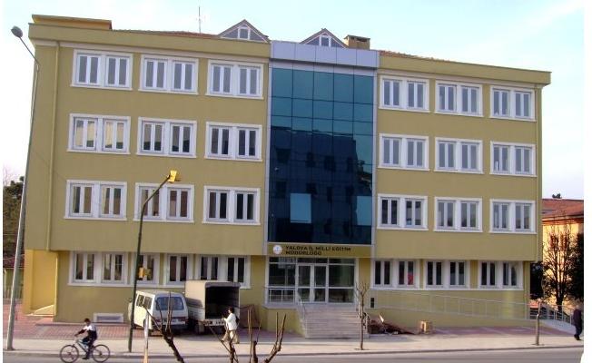 Yalova'da 'Müdür bir katı kendine tahsis etti' iddiası