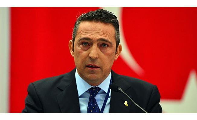 Ali Koç'tan açıklama: ''Taraftarın tepkisi haklı''