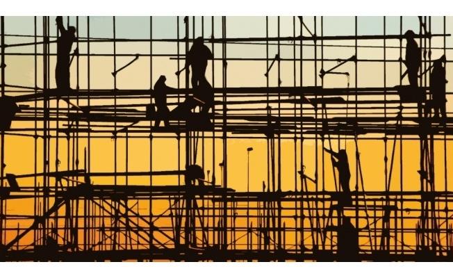 İnşaat maliyet endeksi yüzde 42,13 arttı