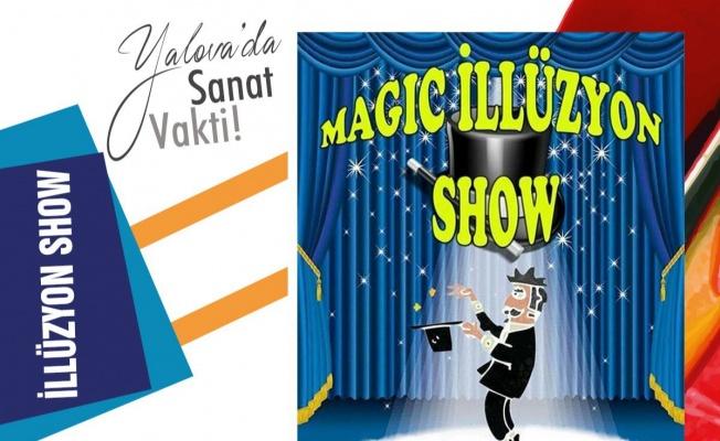 Magic İllüzyon Show kontenjanları tükendi